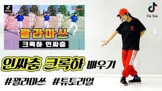 TikTok 인싸춤 꽐라마쓰 크록하 배우기ㅣ춤선생 Simba