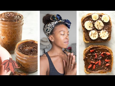 My Morning Routine Will Make You Wanna Get Out of Bed! | Vegan Nutella
