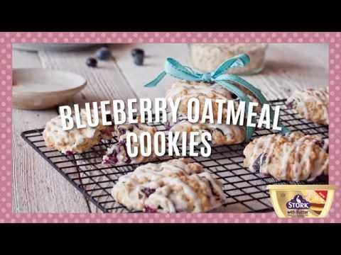How to Make Delicious Blueberry Oatmeal Cookies