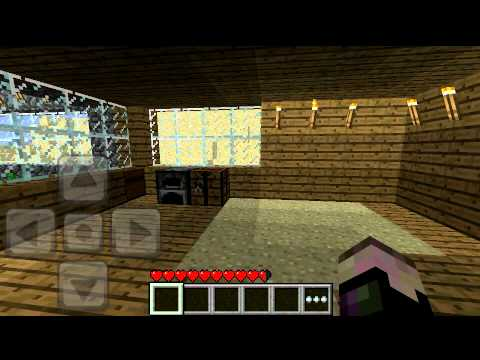 How To Eat Food On Minecraft PE 0.4.0