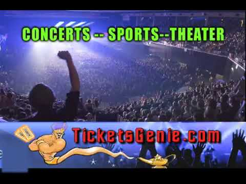 TicketsGenie.com Tickets For Concerts, Sports, Theater