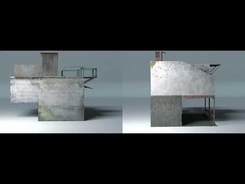 VFX course demoreel 2017
