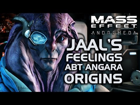 Mass Effect Andromeda - Jaal's feelings about the Angara origins discovery