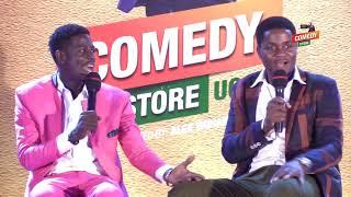 Alex Muhangi Comedy Store Jan 2020 - Maulana & Reign (2020 Skills)
