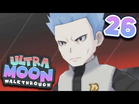 Pokémon Ultra Sun and Ultra Moon Walkthrough - Part 26: Team Rainbow Rocket's CYRUS!