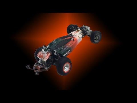 Huge Traxxas Bandit Jumps
