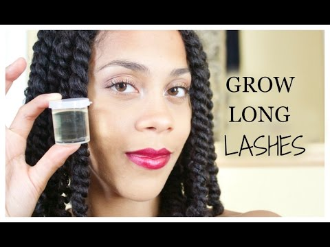 DIY Beauty: How to Grow Long Eyelashes Naturally | JasminRemedies