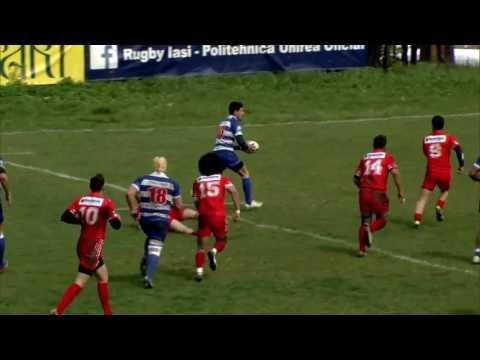 #SuperLiga CEC Bank HIGHLIGHTS Poli Iasi - CS Dinamo 20-26