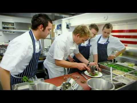 Sesame Seed Crusted Seared Tuna - Gordon Ramsay