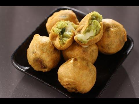 Cheesy Batata Wada | Sanjeev Kapoor Khazana