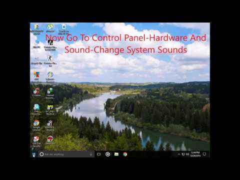 How to Enable Windows 10 Startup And Shutdown Sounds