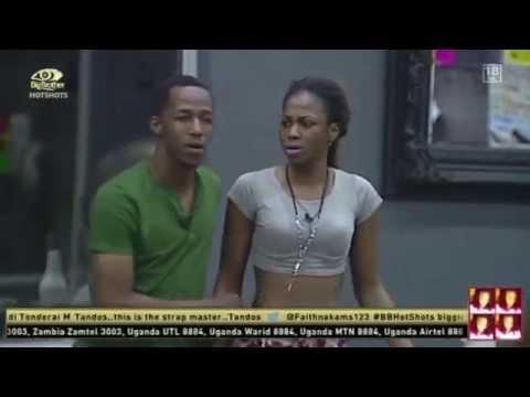 Big Brother Hotshots -  Lilian is furious