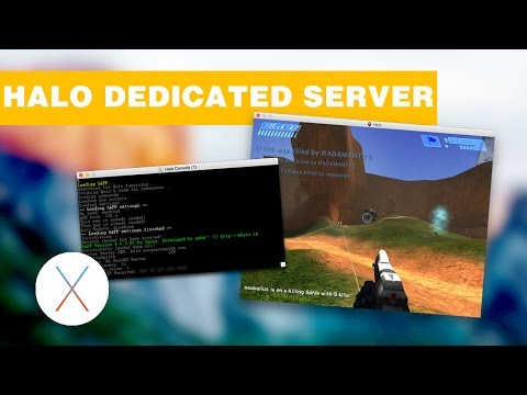 Halo Dedicated Server [MAC]