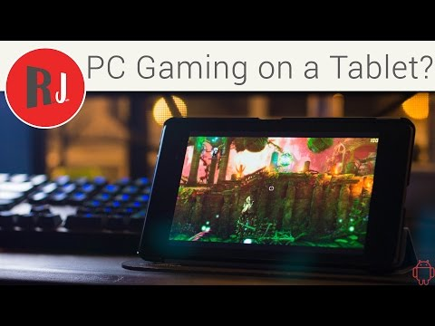 How To Play PC Games on your Android Tablet - Limelight app