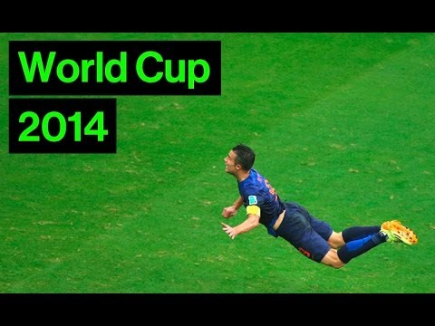 World Cup 2014 Photos Taken At Just The Right Moment
