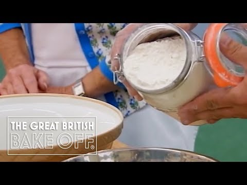 Making Hot-Water Crust Pastry for Pork Pies - The Great British Bake Off