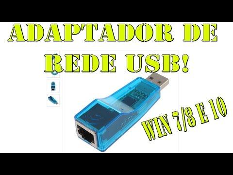 Adaptador de rede USB LAN KY-RD9700