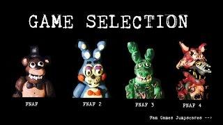 Five Nights At Gipsy's Old to New All Jumpscare so far