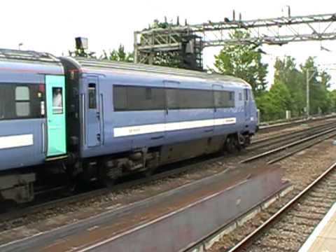 Trains at Colchester! 01/06/10