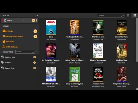 How to manage your Kindle library