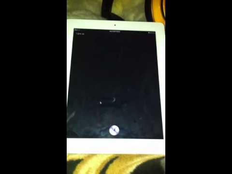 Siri iPad 2 Fully works - english - HD
