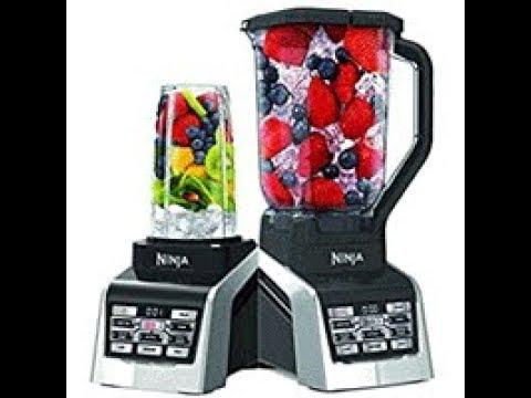 How To Make A Mixed Fruit & Yogurt Smoothie - Ninja Blender