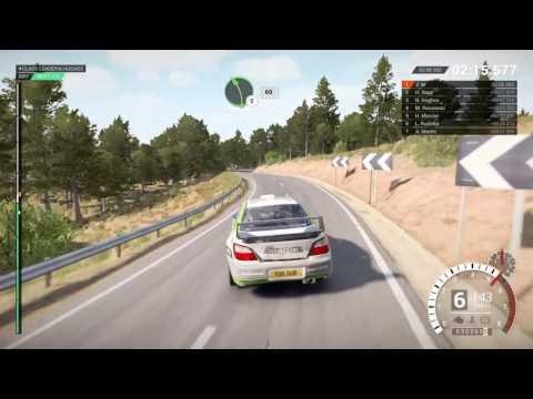 DiRT 4 gameplay career Subaru