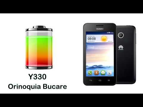 Cómo desbloquear, formatear (Hard Reset) Huawei Y330 Orinoquia Bucare
