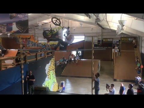 BMX HIGH JUMP CONTEST (CAMP WOODWARD)