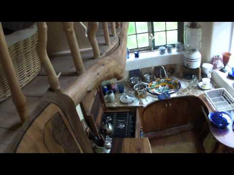Cob Cottage Company and the Laughing House in Corquille, OR