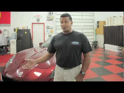 How Do You Clean Paint Protection Film?