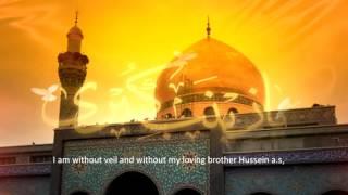 09 Rida Hai Sar  - Waji ul Hassan Zaidi 2015