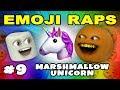 EMOJI RAP #9: Marshmallow's Unicorn Rap!