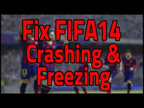 How to Fix Crashing/Freezing Fix on FIFA 14 for Xbox One or Playstation 4 (PS4)