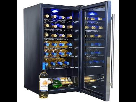 Wine cooler reviews and the best wine coolers
