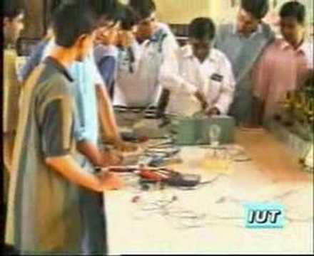 Islamic University of Technology (IUT) - Education
