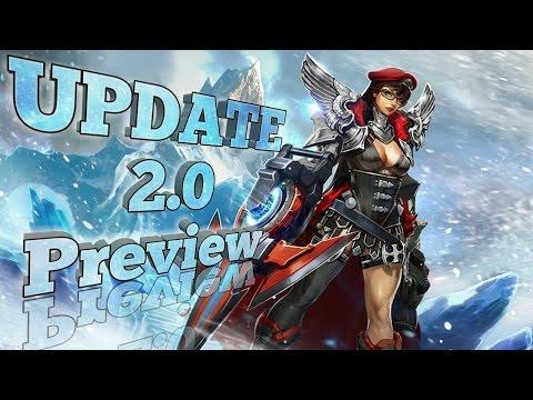 Vainglory Update 2.0 keynote UPDATE PREVIEW!!