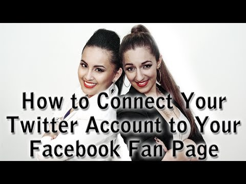 How to Connect Your Twitter Account to Your Facebook Fan Page (UPDATED!!!)