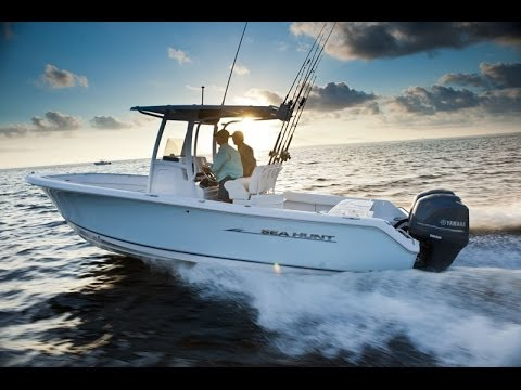Sea Hunt Boats | Gamefish 25 | Center Console