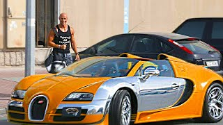 """Picking up """"Uber Riders"""" in a Bugatti Veyron Prank Gone Right!"""