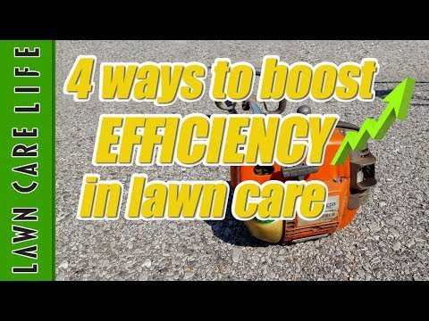 4 Tips To a More Efficient and Profitable Lawn Business
