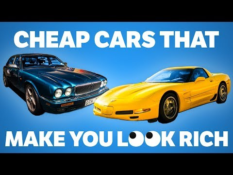 7 Cheap Cars That Will Make You Look Rich