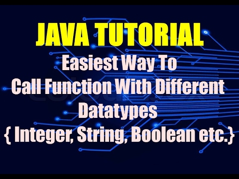 Java : Easiest Way To Return Multiple Values With Different Data Types Using Vector