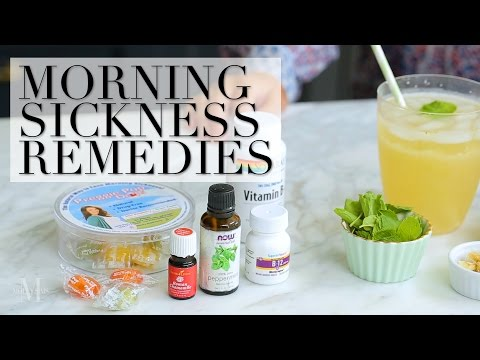 Morning Sickness Remedies with Pregnancy Expert Lori Bregman