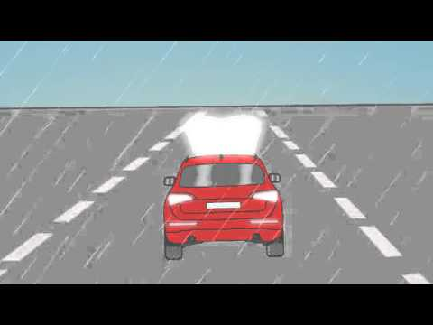 Drive Safely in the Rain Step 2 360p