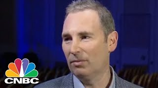 Amazon Web Services CEO Andy Jassy On How He Snagged His Dream Job   CNBC