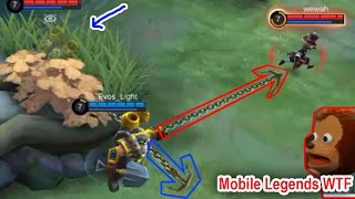 Mobile Legends WTF | Funny moments PRO HOOK and Headshot