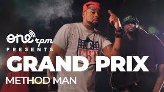Download Method Man - Grand Prix Video