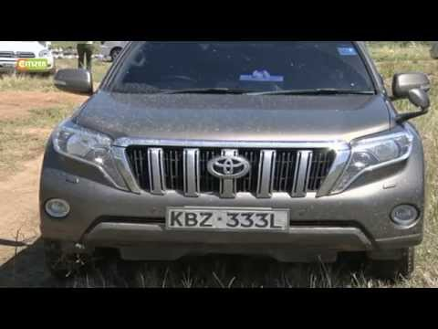Stolen Car Recovered, Mombasa