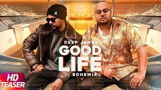 Goodlife | Teaser | Deep Jandu FT. Bohemia | Abrina | Releasing on 15 Jan 2018 | Speed Records